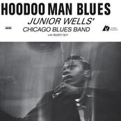 Junior Wells - Hoodoo Man Blues Artwork