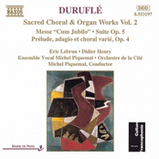 Durufle: DURUFLE: Messe Cum Jubilo / Organ Suite, Op. 5