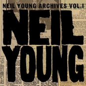 Neil Young Archives Volume I [1963 - 1972] cover art