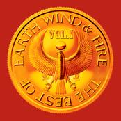 Earth, Wind & Fire - The Best of Earth, Wind & Fire, Volume 1 Artwork