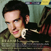 Johannes Moser: Brahms and his Contemporaries Vol. I