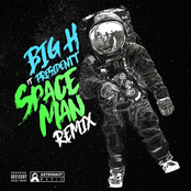 Space Man (Remix) [feat. President T] - Single