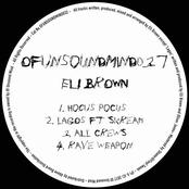 Eli Brown: Hocus Pocus EP