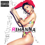 Rihanna ジャケット写真