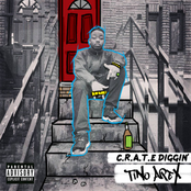 C.R.A.T.E Diggin' EP