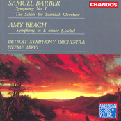 Barber / Beach: Orchestral Works