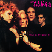 The Cramps - Songs the Lord Taught Us Artwork
