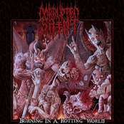 Corrupted Saint: Burning in a Rotting World