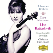 Lisa Batiashvili: Johannes Brahms / Clara Schumann