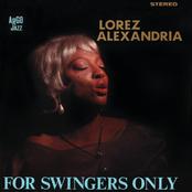 Lorez Alexandria - For Swingers Only Artwork