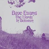 Dave Evans: The Words in Between