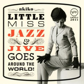 Little Miss Jazz And Jive Goes Around The World!
