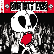 Reality Is Waiting For A Bus by Subhumans