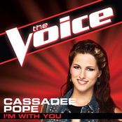 I'm With You (The Voice Performance) - Single