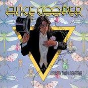 Alice Cooper - Welcome to My Nightmare Artwork