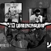 YG UNDERGROUND Mixtape