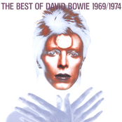 The Best of David Bowie 1969-74 cover art