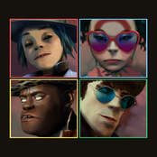 Humanz (Deluxe) cover art