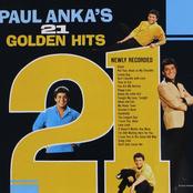 Paul Anka: 21 Golden Hits