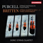 Doric String Quartet: Britten & Purcell: Chamber Works for Strings