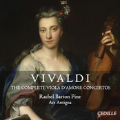 Rachel Barton Pine: Vivaldi: The Complete Viola d'amore Concertos