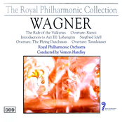 Wagner: The Royal Philharmonic Collection