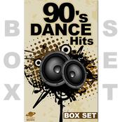 90's Dance Hits Box Set ジャケット写真