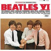 Beatles VI Cover Art