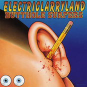Album cover of Electriclarryland, by Butthole Surfers