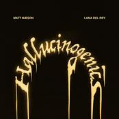 Hallucinogenics (feat. Lana Del Rey) - Single