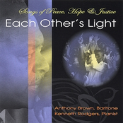 Anthony Brown: Each Other's Light, Songs Of Peace, Hope And Justice