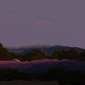 Santa Fe...Violet Sky