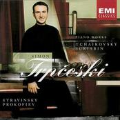 Simon Trpceski: Solo Piano Recital:Tchaikovsky/Scriabin/Stravinsky/Prokofiev