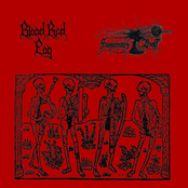 Blood Red Fog & Funerary Bell (Split)