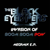 INVASION OF BOOM BOOM POW – MEGAMIX E.P.