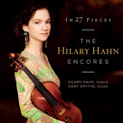 David Lang: In 27 Pieces: The Hilary Hahn Encores