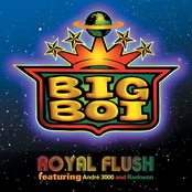 Royal Flush featuring André 3000 and Raekwon