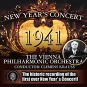 Vienna Philharmonic Orchestra: New Year´s Concert 1941