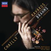 Leonidas Kavakos: Brahms: Violin Concerto; Hungarian Dances; Bartók: Rhapsodies