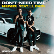 Don't Need Time (Remix) [feat. Lil Baby] - Single