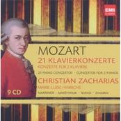 Christian Zacharias: Mozart: 21 Klavierkonzerte / Konzerte für 2 Klaviere