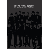 15th Anniversary 2011 YG Family Concert