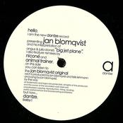 Jan Blomqvist: Big Jet Plane