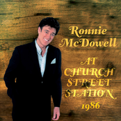 Ronnie Mcdowell: Live At Church Street Station