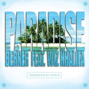 Berner: Paradise (feat. Wiz Khalifa) - Single