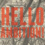 Coltrane Motion - Hello Ambition! Artwork