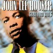 John Lee Hooker - Graveyard Blues Artwork