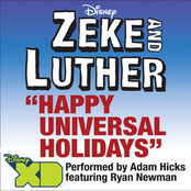 Happy Universal Holidays (featuring Ryan Newman)