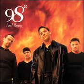 98 degrees: 98 Degrees and Rising