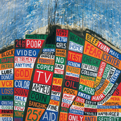 Album cover of Hail to the Thief, by Radiohead